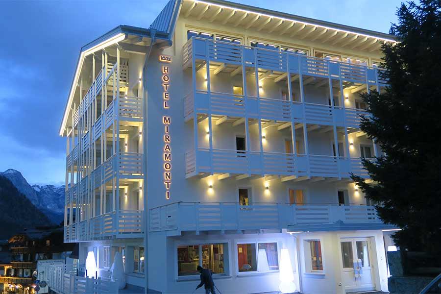 Esterno Hotel Miramonti