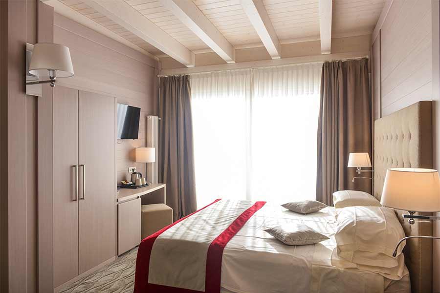 Camera da letto Suite Deluxe