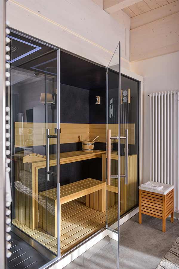 sauna suite deluxe